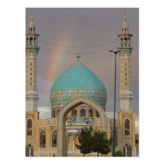 Postal de la mezquita