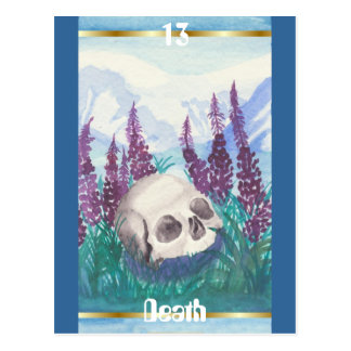 Postal de la muerte 13