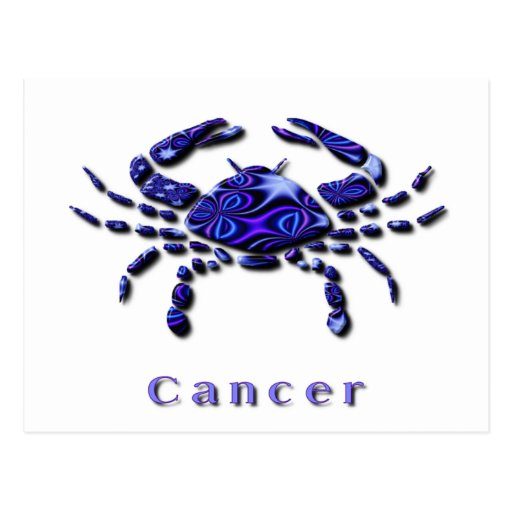 Postal de la muestra del cáncer