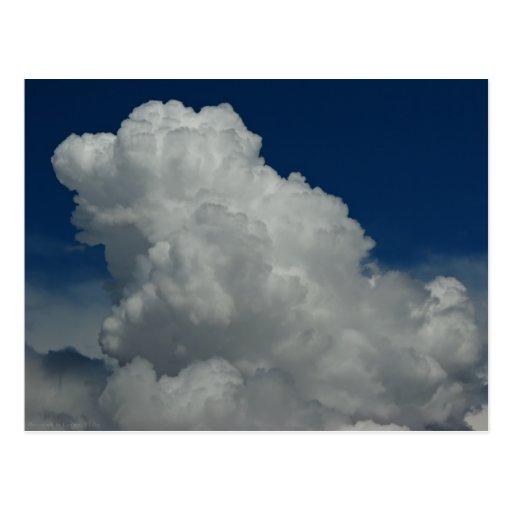 Postal de la nube P5644