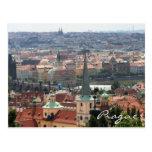 Postal de la opinión de Praga