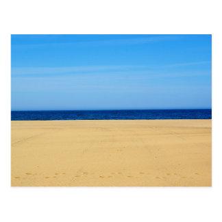 Postal de la playa