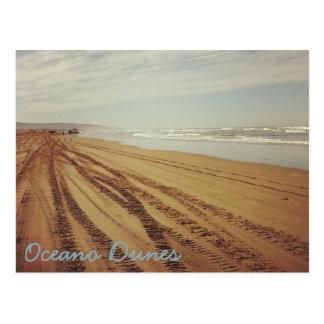 Postal de la playa de las dunas SVRA Pismo de Ocea