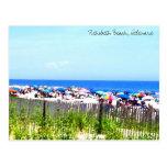Postal de la playa de Rehobeth