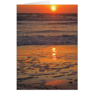 Postal de la playa del St. Pete
