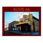 Postal de la ruta 66 (McLean)