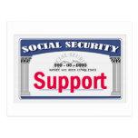 Postal de la Seguridad Social