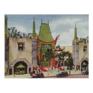 Postal de la tarjeta del acompañamiento del boda d