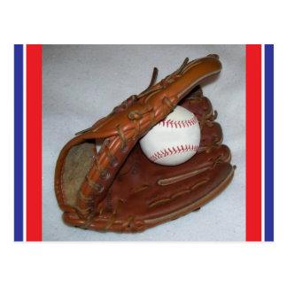 Postal de la temporada de béisbol