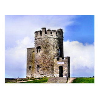 Postal de la torre de O'Brien