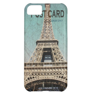 Postal de la torre Eiffel de París