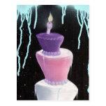 postal de la torta