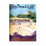Postal de la vida #12 del Palm Beach