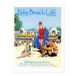 Postal de la vida #13 del Palm Beach