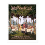 Postal de la vida #7 del Palm Beach
