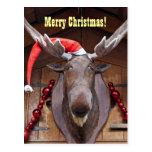 Postal de las Felices Navidad