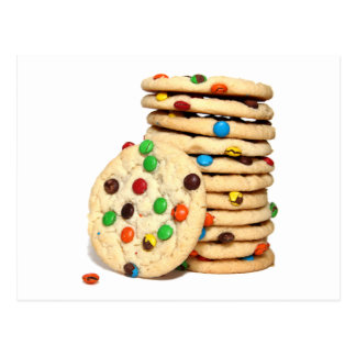 Postal de las galletas