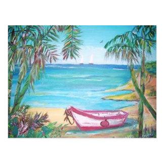 Postal de las Islas Fiji