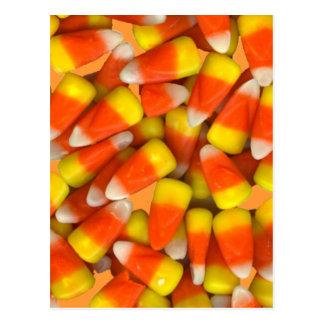 Postal de las pastillas de caramelo