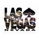 Postal de Las Vegas, Nevada