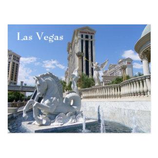 ¡Postal de Las Vegas
