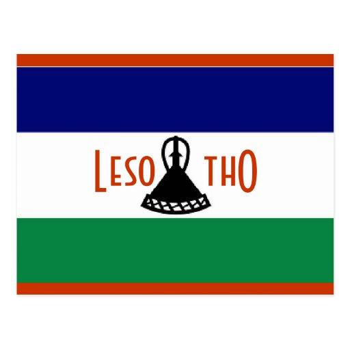 Postal de Lesotho
