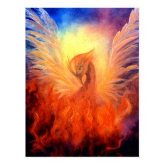 Postal de levantamiento de Phoenix