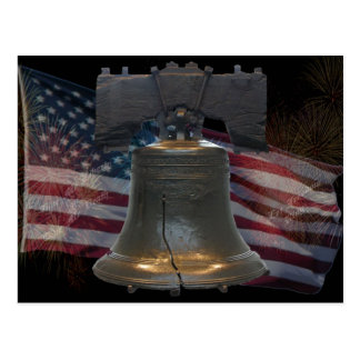 Postal de Liberty Bell