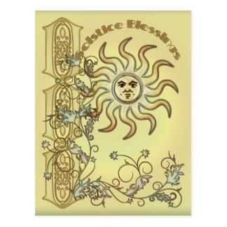 Postal de Litha Sun