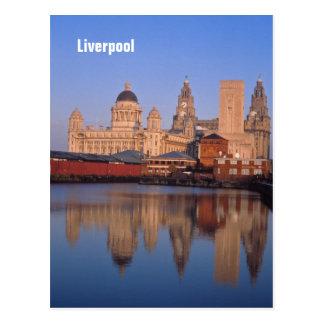 Postal de Liverpool