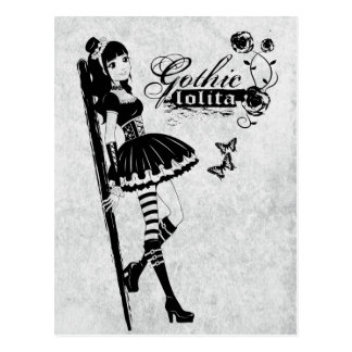 Postal de Lolita