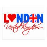 ¡Postal de Londres - personalizar!