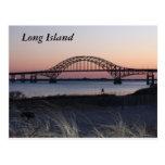 Postal de Long Island