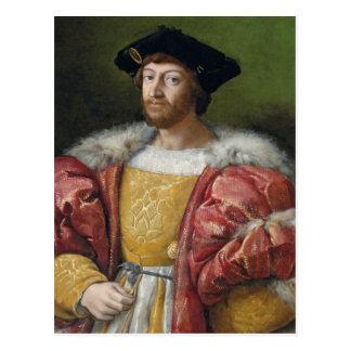 Postal de Lorenzo de Medici