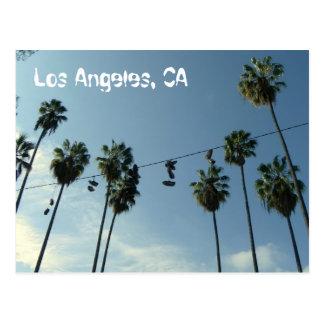 ¡Postal de Los Ángeles de la diversión!