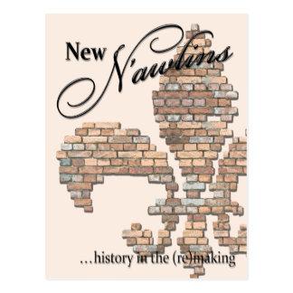 """postal de los """"nuevos n'awlins"""""""