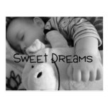 postal de los sueños dulces