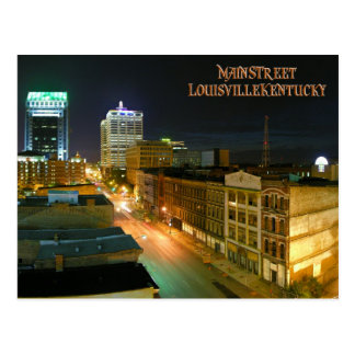 Postal de Louisville Kentucky