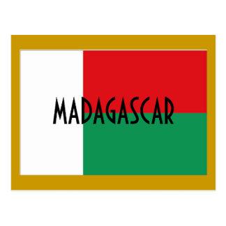 Postal de Madagascar