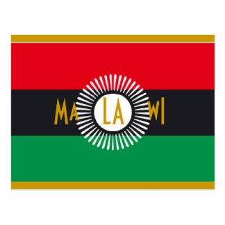 Postal de Malawi