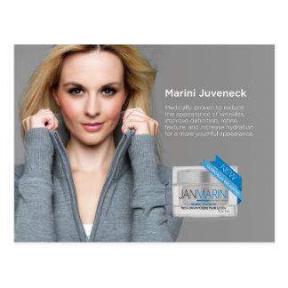 Postal de Marini Juveneck