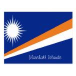 Postal de Marshall Islands