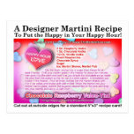 Postal de Martini de la tarjeta del día de San Val
