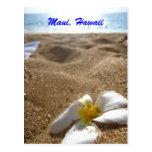 Postal de Maui, Hawaii