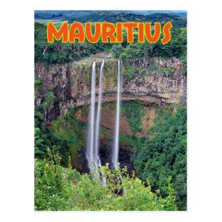Postal de Mauricio