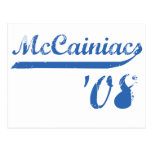 Postal de McCainiacs '08