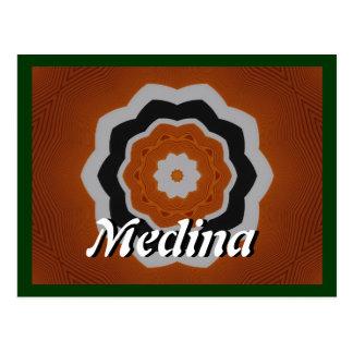Postal de Medina la Arabia Saudita