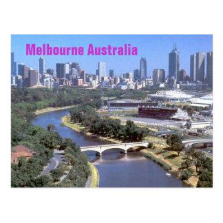 Postal de Melbourne