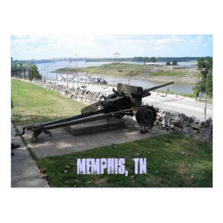 Postal de Memphis