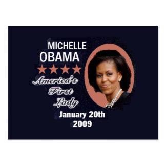 Postal de Michelle